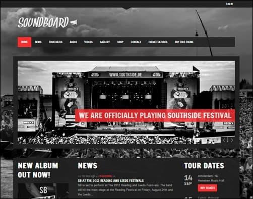 Soundboard-wordpress-musician-theme