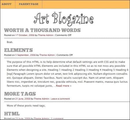 art-blogazin-responsive-theme