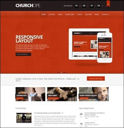 church-hope-responsive-theme