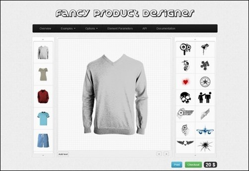 fancy-product-designer jQuery Drag And Drop