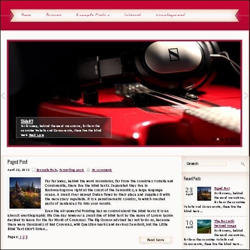 indaclub wordpress music theme