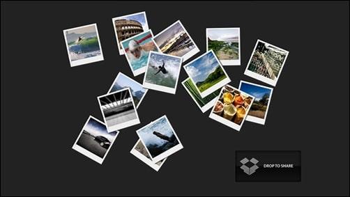 polaroid Inspiring jQuery Image Slider Roundup