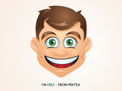 FreeVector Character