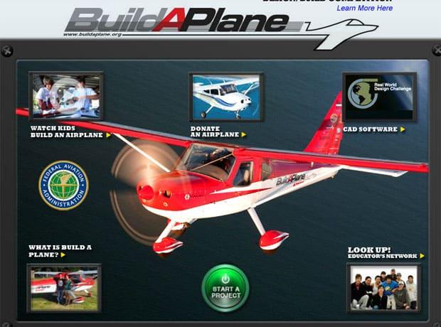 Build A Plane
