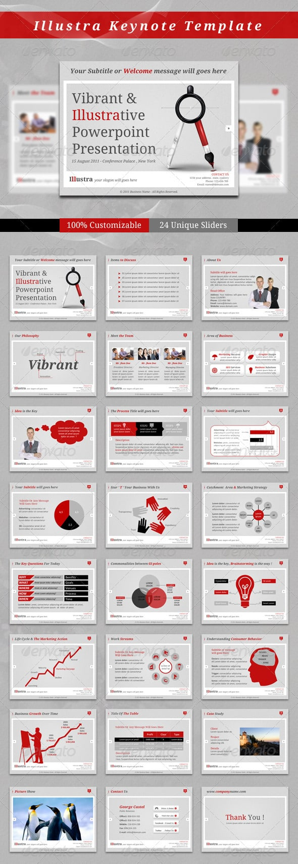 Illustra-Keynote-Template
