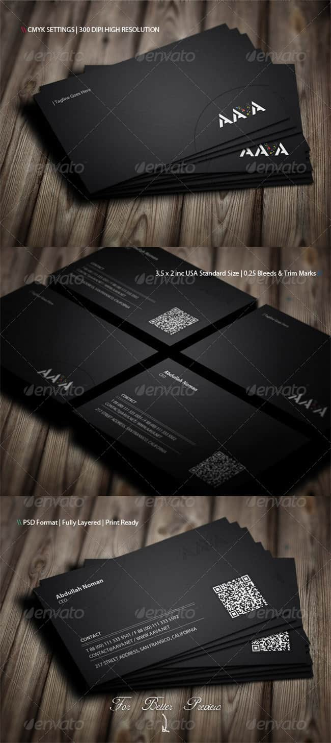 Premium Business Card Design