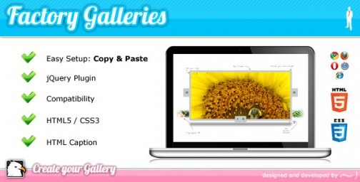 Factory Galleries jQuery Plug-in