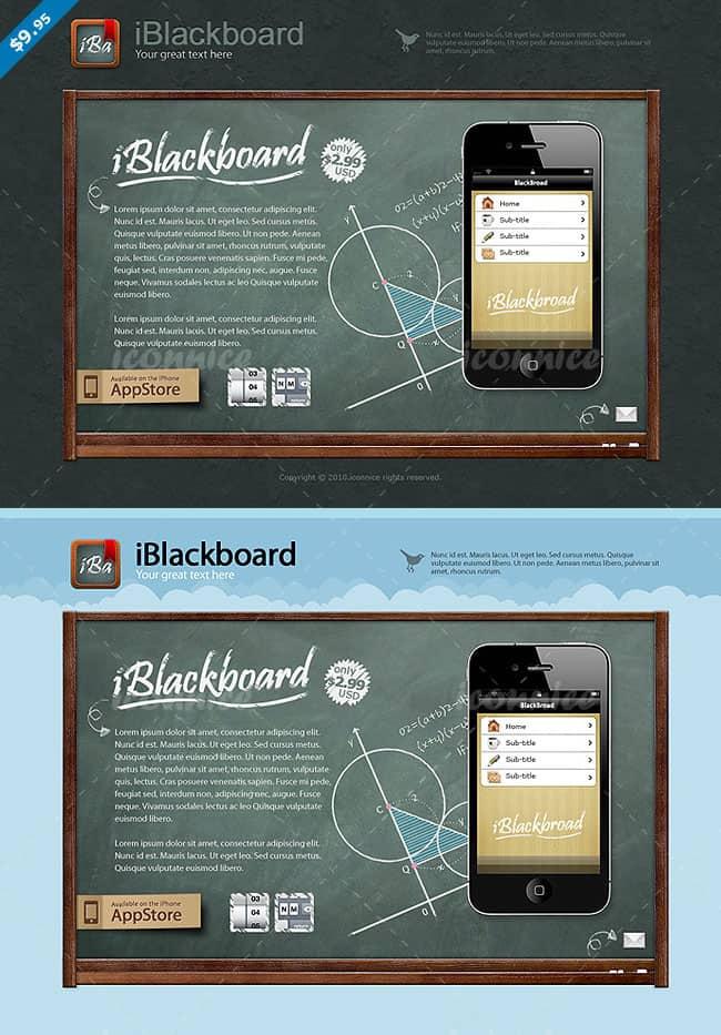 iBlack Board