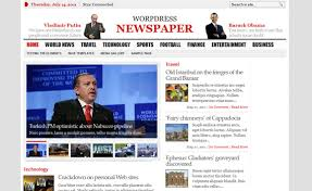 Focus Premium News Theme