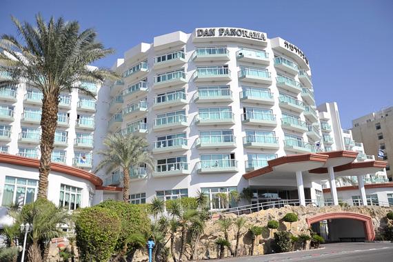 Hotel Dan Panorama Eilat