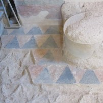 Triangle style flooring