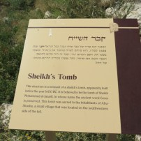 Sheikh's Tomb