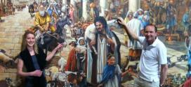 Le Cardo en Jerusalem