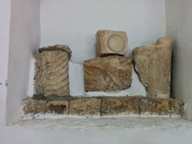 The Ancient Synagogue in Peki'in