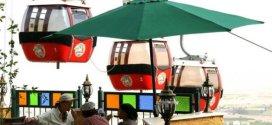 sultan - Photo: jericho-cablecar.com