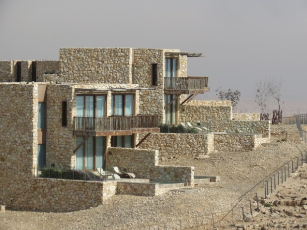 Beresheet Hotel, Mitzpe Ramon