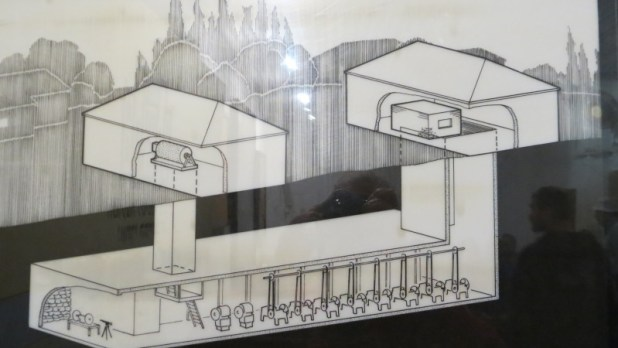 Ayalon Institute - Underground munitions factory