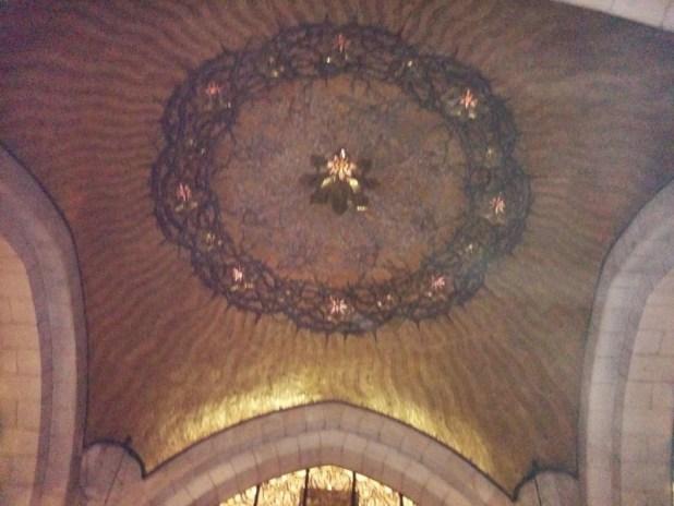 Interior of Franciscan Chapel of Flagellation