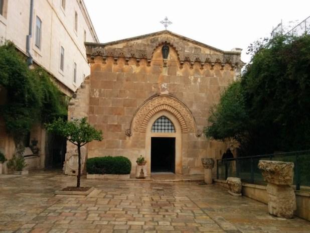 Franciscan Chapel of Flagellation