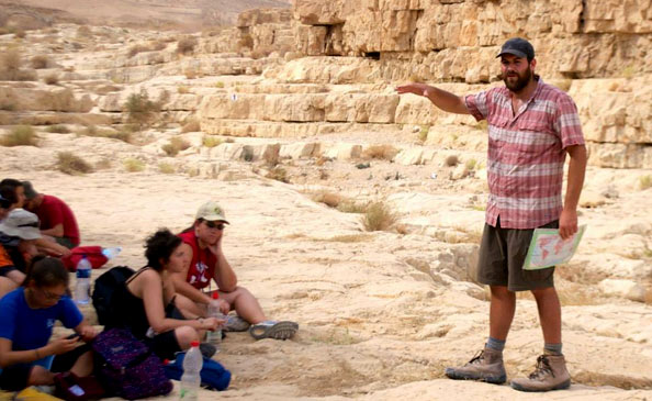 Israeli tour guide - http://www.israel-guides.net/tour-guides/maayan-leshem/