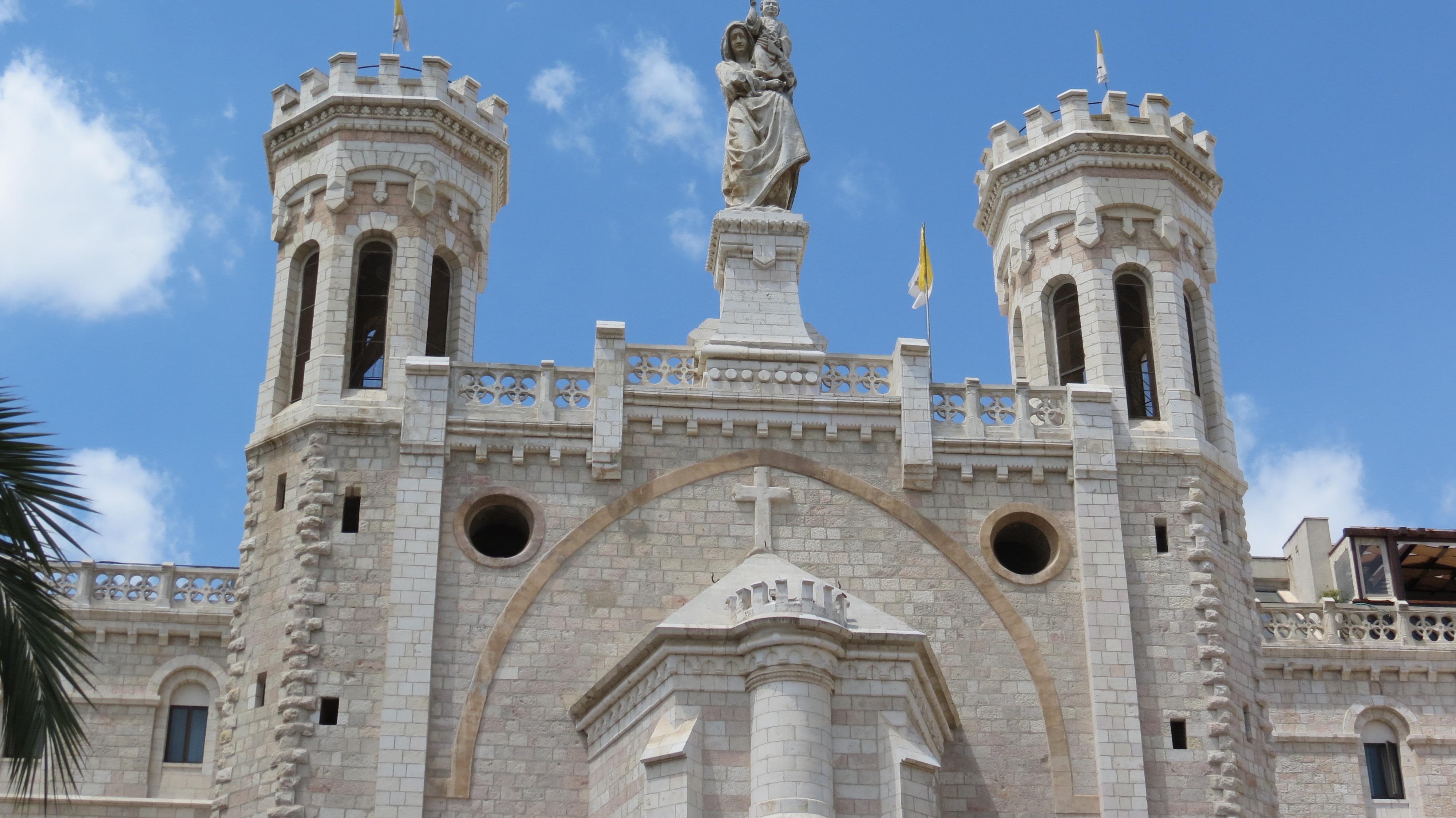 Notre Dame de Jerusalem