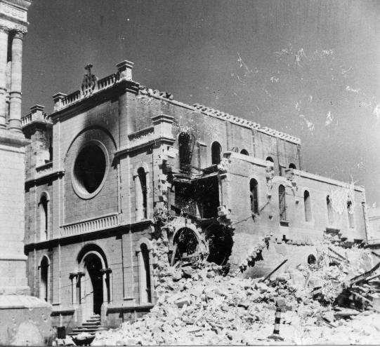 Notre Dame Monastry, 1948