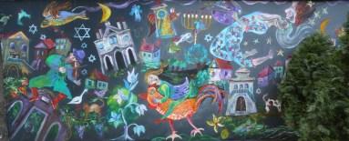 Дух Марка Шагала в Казимеже