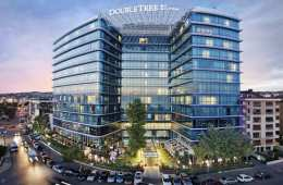 Hilton Doubletree Istanbul