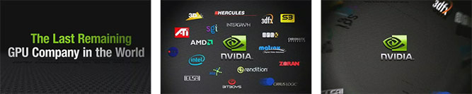 Nvidia: Last remaining GPU company