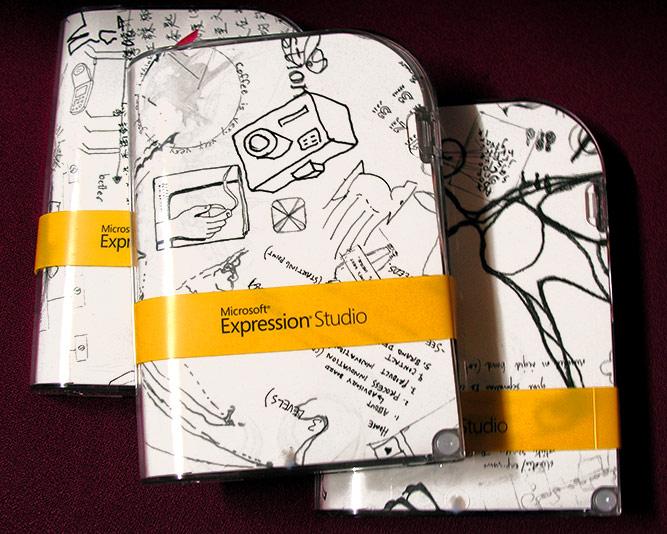 Microsoft Expression Studio Commemorative Edition