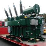 43kV Earthing transformer for Canadian customer
