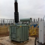 231kV HV AC Test Transformer