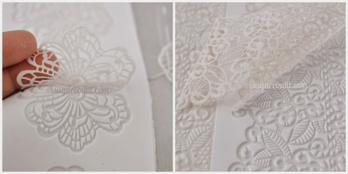4 Steps To Stunning Sugar Lace