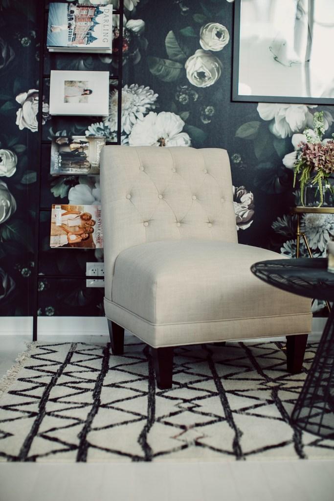 Floral Home Decor Interior Trends 2016