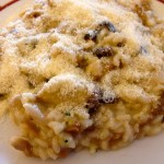Risotto with Porcini Mushrooms from Harry's Bar in Venice, Italy