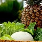 Dining on Local Traditional Hawaiian Food