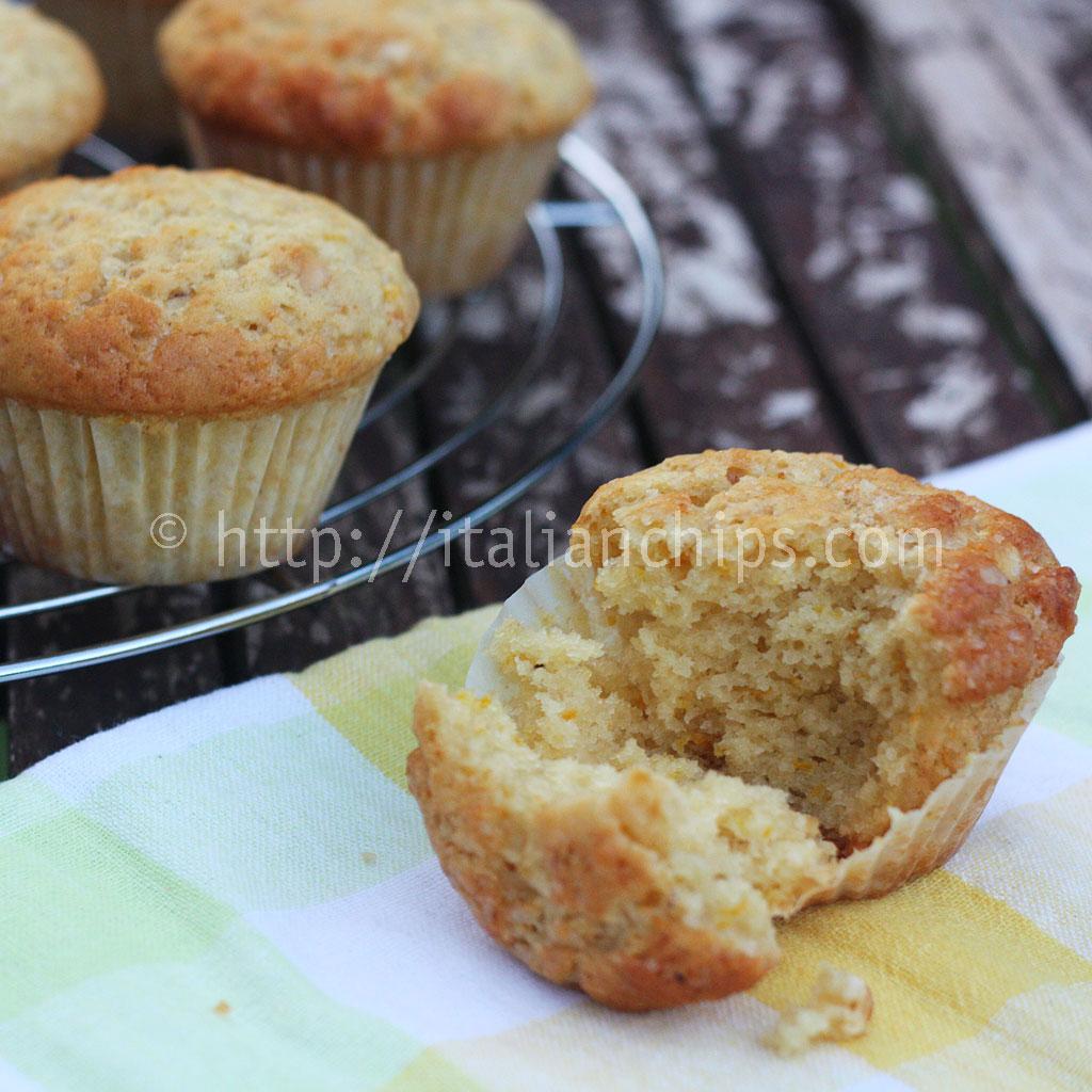 Delicious Vegan Orange Muffins For Breakfast, Snack ...