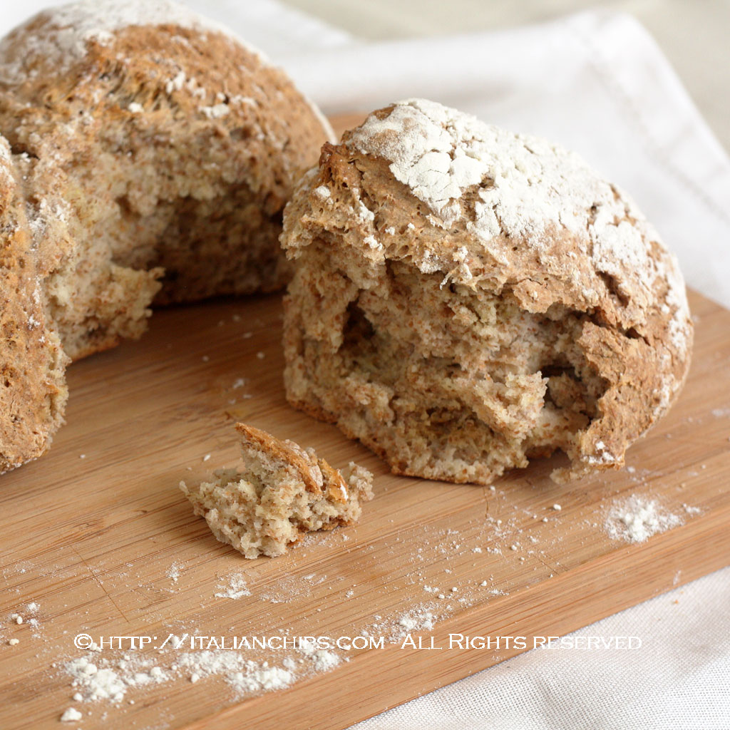 Super Quick Soda Bread