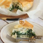 Delicious Spinach And Feta Pie