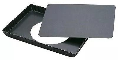 teglia antiaderente con fondo mobile