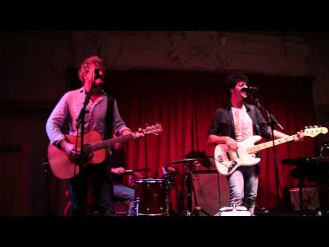 Fabi Silvestri Gazzè al Bush Hall London 2014