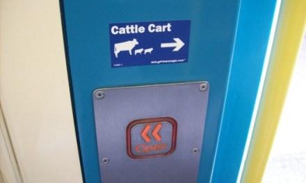 Gli avvisi più divertenti sui trasporti londinesi