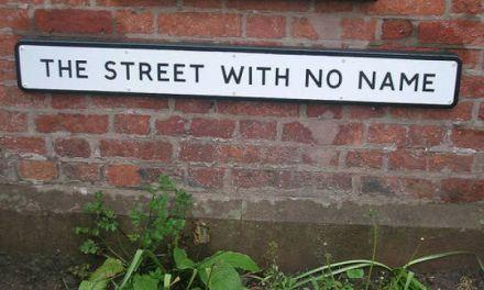 I nomi più strani delle strade di Londra