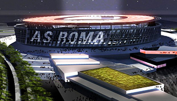 Stadio condito alla romana?