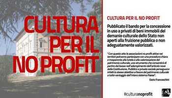 Cultura per il No Profit