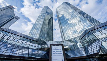 Deutsche Bank multata da Federal Reserve Statunitense