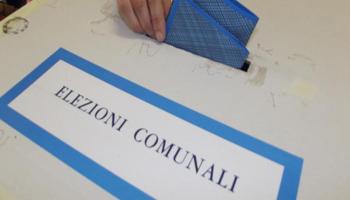 Al voto l'11 giugno per le elezioni amministrative