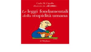 Altan - Copertina Libro - Le Leggi Fondamentali della Stupidità - M-Cipolla - 350X200 - 0999