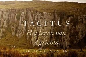 """Tacitus """"Het leven van Agricola"""" vertaald door Vincent Hunink"""