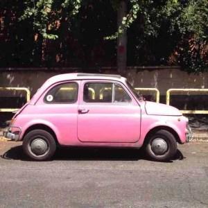 pinkfiat500